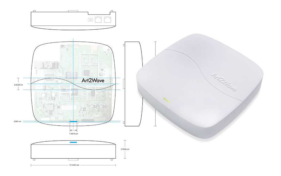 Art2Wave Product Design