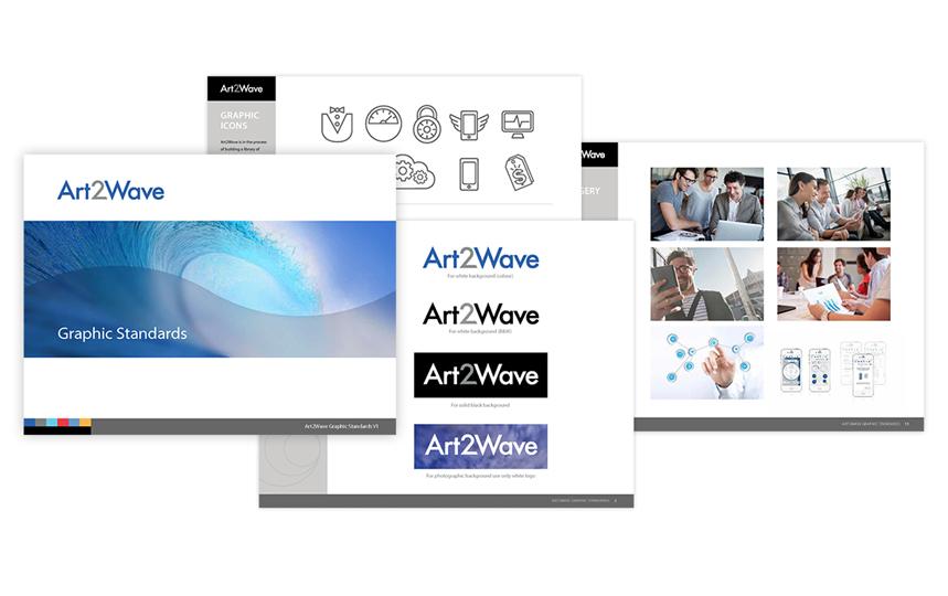Art2Wave Graphic Standards