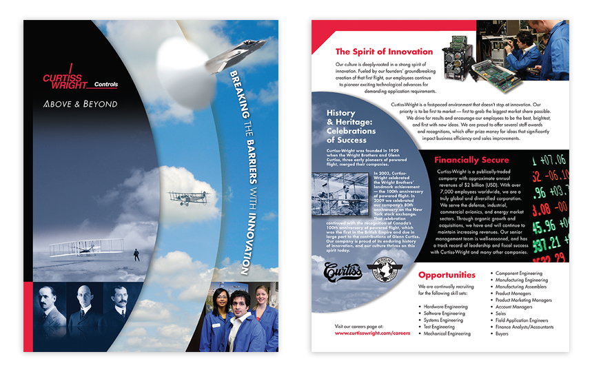 Recruiting Brochure
