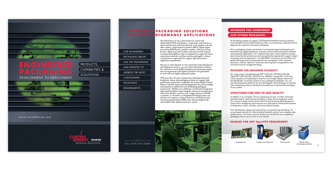 Product and Services Brochure