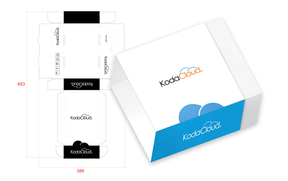 KodaCloud Packaging
