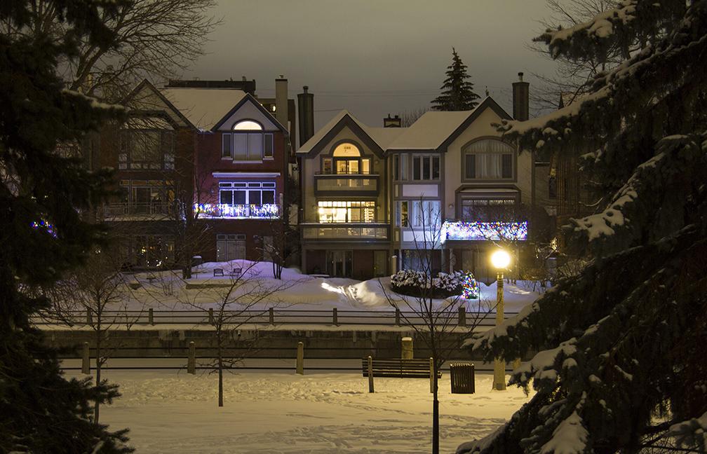 Glebe Landscape, Ottawa