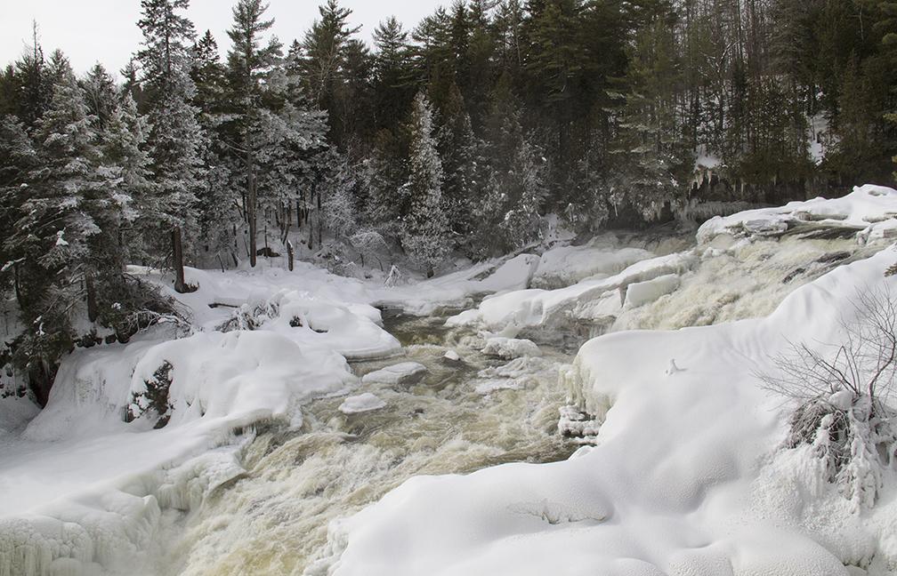 Plaisance Falls, Quebec