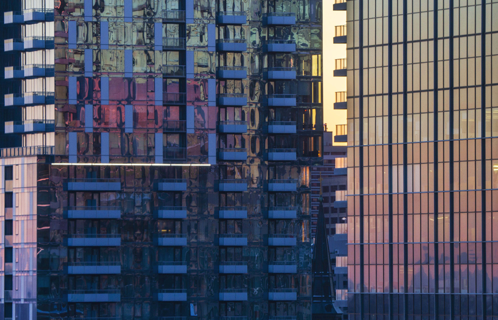 Glass Towers, Montreal