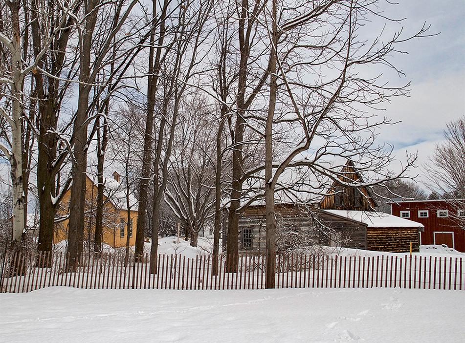 Winter Wonderland, Cumberland Heritage Village Museum